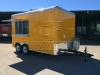 Yellow concession trailer 2