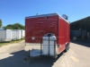 Red 16ft concession trailer exterior 2