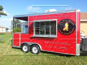 bbq trailers, bbq concession trailers, custom bbq trailers for sale