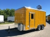Yellow concession trailer 3