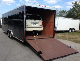 new car trailers